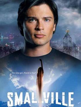 Smallville anno 7