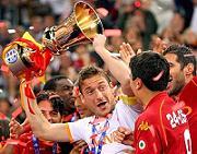 Finale di Coppa Italia 2007/08 tra Roma e Inter