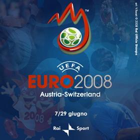 Euro 2008 sui canali Rai