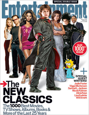 """Entertainment Weekly"" 999-1000"