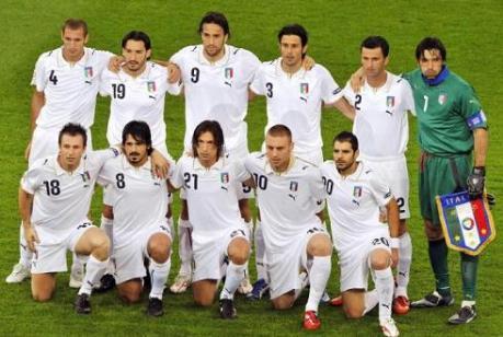 Euro 2008, l\'Italia batte la Francia