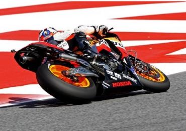 MotoGP di Catalogna - Vittoria di Pedrosa
