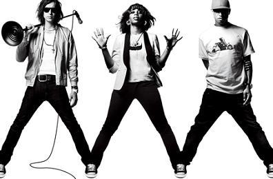 Santogold, Casablancas, Pharrell