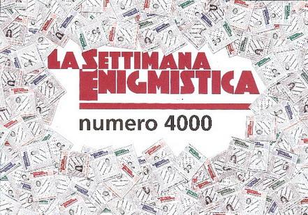 La Settimana Enigmistica - Numero 4000
