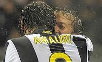 Juventus Milan - Campionato di Serie A Tim 2008-09