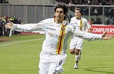CATANIA-LECCE Campionato Serie A 2008/09