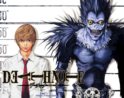 DN - Death Note - MTV