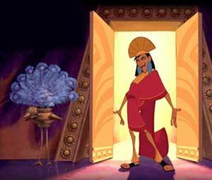 A scuola con l' imperatore - Raidue Disney