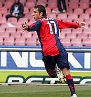 Sport Calcio Napoli - Genoa Campionato TIM Serie A 2008/09