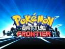 Logo della nona serie dei Pokémon: Battle Frontier