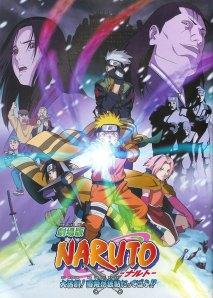 Naruto - Locandina del primo film