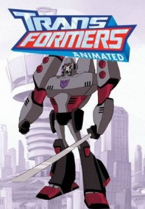 Transformers Animated - Megatron