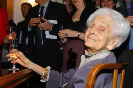 Celebrazione per i 100 anni di Rita Levi Montalcini