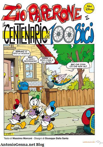 Tavola n° 1 - (C) Disney