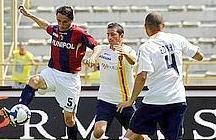 Bologna v Lecce - Campionato TIM Serie A 2008 2009