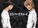 Death Note - L & Light Yagami - In replica su MTV