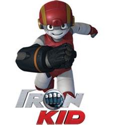 Iron Kid - Novità