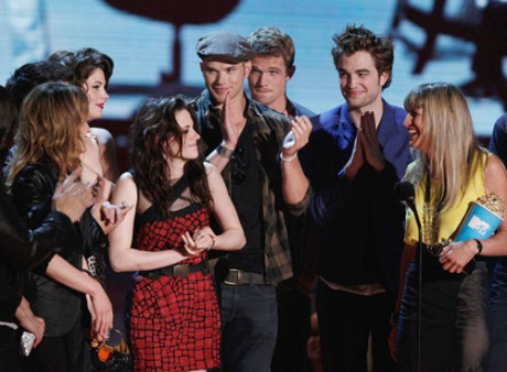 mtvmovieawards09-twilight