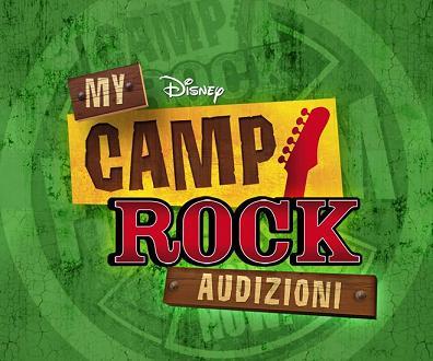 My Camp Rock audizioni