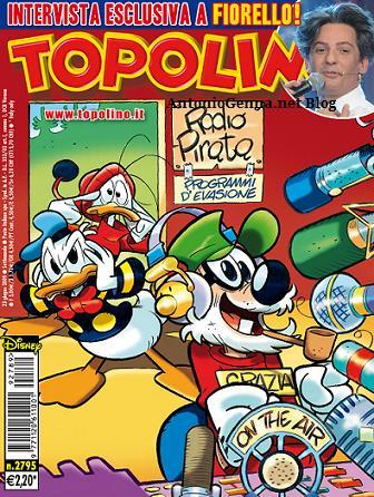 Il settimanale, Topolino