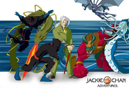 Jackie Chan - Le nuove puntate su Raidue