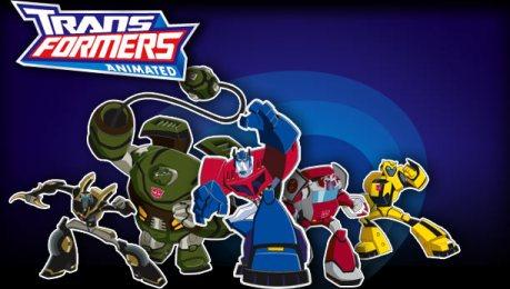 Transformers Animated - Su Italia 1 la prima stagione in replica