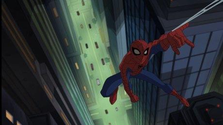 Spectacular Spider-Man, su Raidue