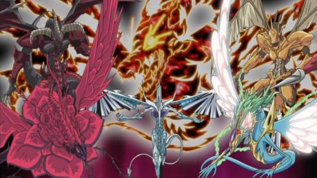 I draghi di Yu-Gi-Oh! 5D's