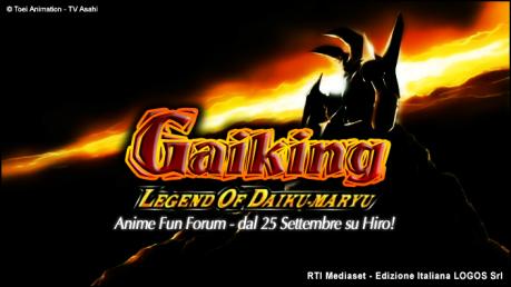 Gaiking - Legend of Daiku-Maryu su Hiro!