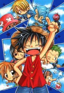 One Piece - Confermato Renato Novara per il personaggio di Rubber