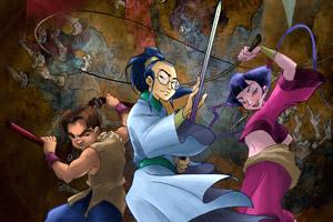 Shaolin Wuzang - Prima TV in chiaro su Raidue