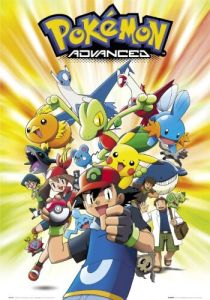 Pokémon Advanced - La sesta serie su Boing