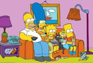 I Simpson - Ritornano le consuete repliche