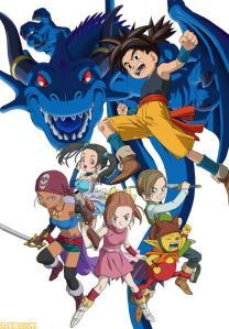 Blue Dragon - Partenza in chiaro su Italia 1