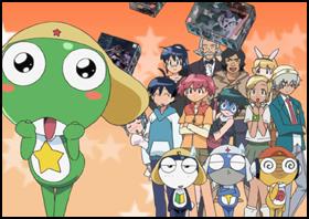 Keroro ritorna su Hiro!