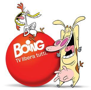 Mucca e Pollo Boing