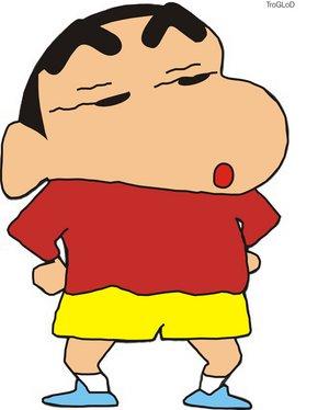 Shin Chan!