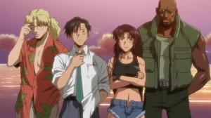 Black Lagoon - Su MTV Italia la prima stagione in replica