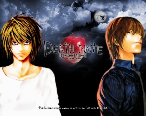 Death Note - Su MTV