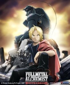 FullMetal Alchemist Brotherhood: su MTV