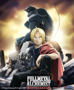 FullMetal Alchemist Brotherhood: su MTV