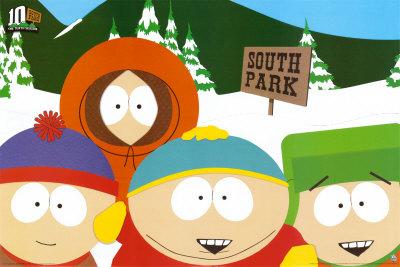 I protagonisti di South Park - Su MTV ogni martedì notte
