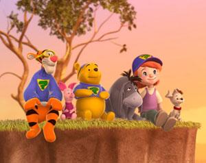 Tigro e Pooh su Raidue
