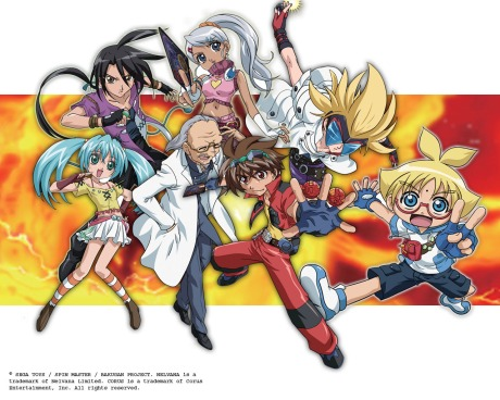 Bakugan - Battle Brawlers II su Italia 1