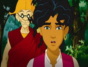 Kim - La serie animata in onda su Raidue