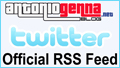 AntonioGenna.net Blog su Twitter - Official RSS Feed