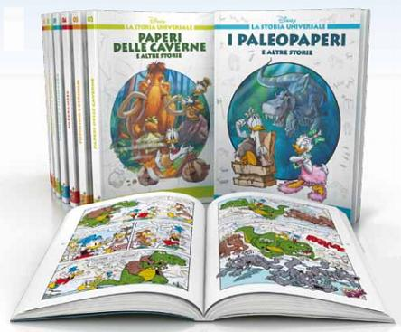 La Storia Universale Disney [Nova Coleção Italiana] Storiaunivers-disney